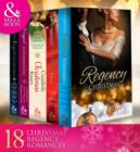 Regency Christmas Collection (Mills & Boon e-Book Collections) - eBook