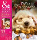 Paws And Proposals: On the Secretary's Christmas List / The Patter of Paws at Christmas / The Soldier, the Puppy and Me / Holiday Haven / Home for Christmas / A Puppy for Will / The Dog with the Old S - eBook