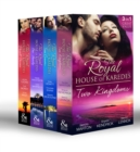The Royal House Of Karedes Collection Books 1-12 - eBook