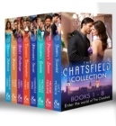 The Chatsfield Collection Books 1-8: Sheikh's Scandal / Playboy's Lesson / Socialite's Gamble / Billionaire's Secret / Tycoon's Temptation / Rival's Challenge / Rebel's Bargain / Heiress's Defiance (M - eBook