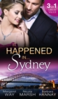 It Happened in Sydney: In the Australian Billionaire's Arms / Three Times A Bridesmaid... / Expecting Miracle Twins - eBook