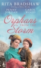 Orphans from the Storm: Bride at Bellfield Mill / A Family for Hawthorn Farm / Tilly of Tap House (Mills & Boon M&B) - eBook