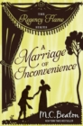 A Marriage of Inconvenience - eBook