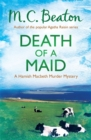 Death of a Maid - Book
