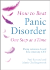 How to Beat Panic Disorder One Step at a Time : Using evidence-based low-intensity CBT - Book