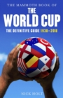 Mammoth Book Of The World Cup - eBook