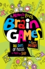 The Mammoth Book Of Brain Games - Book