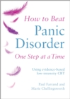 How to Beat Panic Disorder One Step at a Time : Using evidence-based low-intensity CBT - eBook