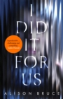 I Did It for Us - eBook