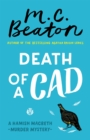 Death of a Cad - Book