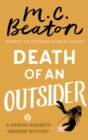 Death of an Outsider - Book