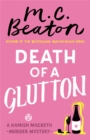 Death of a Glutton - Book
