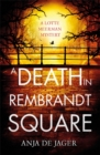 A Death in Rembrandt Square - Book