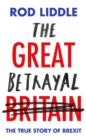 The Great Betrayal - eBook