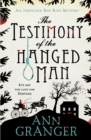 The Testimony of the Hanged Man (Inspector Ben Ross Mystery 5) : A Victorian crime mystery of injustice and corruption - Book
