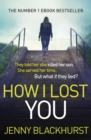 How I Lost You : The Number 1 Ebook Bestseller - eBook