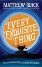 Every Exquisite Thing - Book