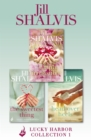 Lucky Harbor Collection 1: Simply Irresistible, The Sweetest Thing, Head Over Heels - eBook