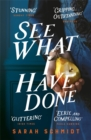 See What I Have Done - Book