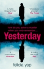 Yesterday : The thriller of the summer - eBook