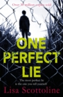 One Perfect Lie - Book