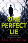 One Perfect Lie - eBook