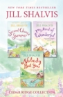 Cedar Ridge Collection: Second Chance Summer, My Kind of Wonderful, Nobody But You - eBook