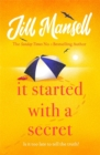 It Started with a Secret : The feel-good novel of the summer - Book
