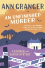 An Unfinished Murder: Campbell & Carter Mystery 6 - Book