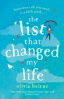 The List That Changed My Life : the uplifting bestseller that will make you weep with laughter - eBook