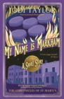 My Name is Markham - eBook