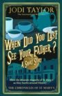 When Did You Last See Your Father? - eBook