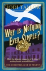 Why is Nothing Ever Simple? - eBook