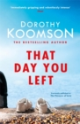 That Day You Left - Book
