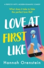 Love at First Like : A wise and witty rom-com of love in the digital age - eBook