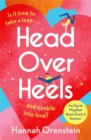 Head Over Heels : This exciting rom-com will make you CHEER this summer! - Book