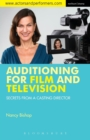 Auditioning for Film and Television : Secrets from a Casting Director - Book