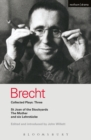 Brecht Collected Plays: 3 : Lindbergh's Flight; The Baden-Baden Lesson on Consent; He Said Yes/He Said No; The Decision; The Mother; The Exception & the Rule; The Horatians & the Curiatians; St Joan o - eBook