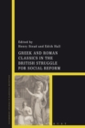 Greek and Roman Classics in the British Struggle for Social Reform - eBook