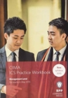 CIMA Management E2, F2 & P2 Integrated Case Study : Practice Workbook - Book