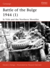 Battle of the Bulge 1944 (1) : St Vith and the Northern Shoulder - eBook
