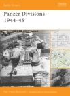 Panzer Divisions 1944 45 - eBook