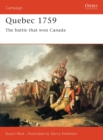 Quebec 1759 : The battle that won Canada - eBook