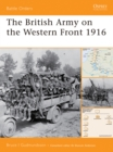 The British Army on the Western Front 1916 - eBook