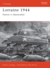 Lorraine 1944 : Patton versus Manteuffel - eBook