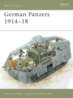 German Panzers 1914 18 - eBook