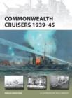 Commonwealth Cruisers 1939-45 - Book