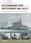 US Standard-type Battleships 1941 45 (1) : Nevada, Pennsylvania and New Mexico Classes - eBook