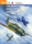 J2M Raiden and N1K1/2 Shiden/Shiden-Kai Aces - Book