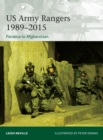 US Army Rangers 1989 2015 : Panama to Afghanistan - eBook